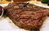 Bandeja con carne